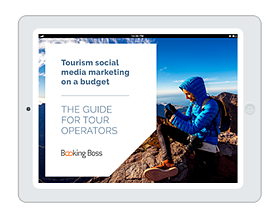 Tourism social media marketing on a budget: The guide for tour operators. Take a look!