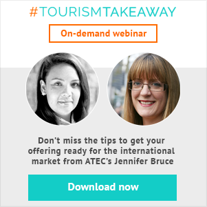 Download your #TourismTakeaway webinar recording now
