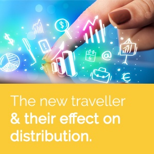 Th new traveller and their effect on distribution